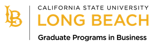 LB logo - California State University Long Beach, Graduate Programs in Business